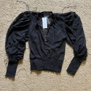 FOR LOVE AND LEMONS | blouse